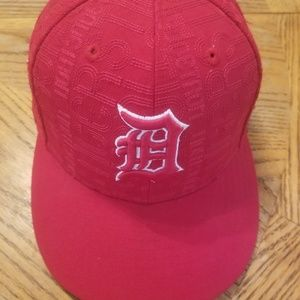 Detrout Tigers hat in euc